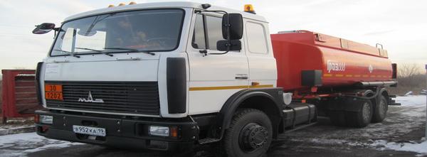 МАЗ Топливозаправщик 17м3